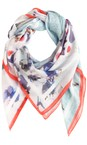 Sandwich Clothing Pop Red  Vive Les Vecances Scarf
