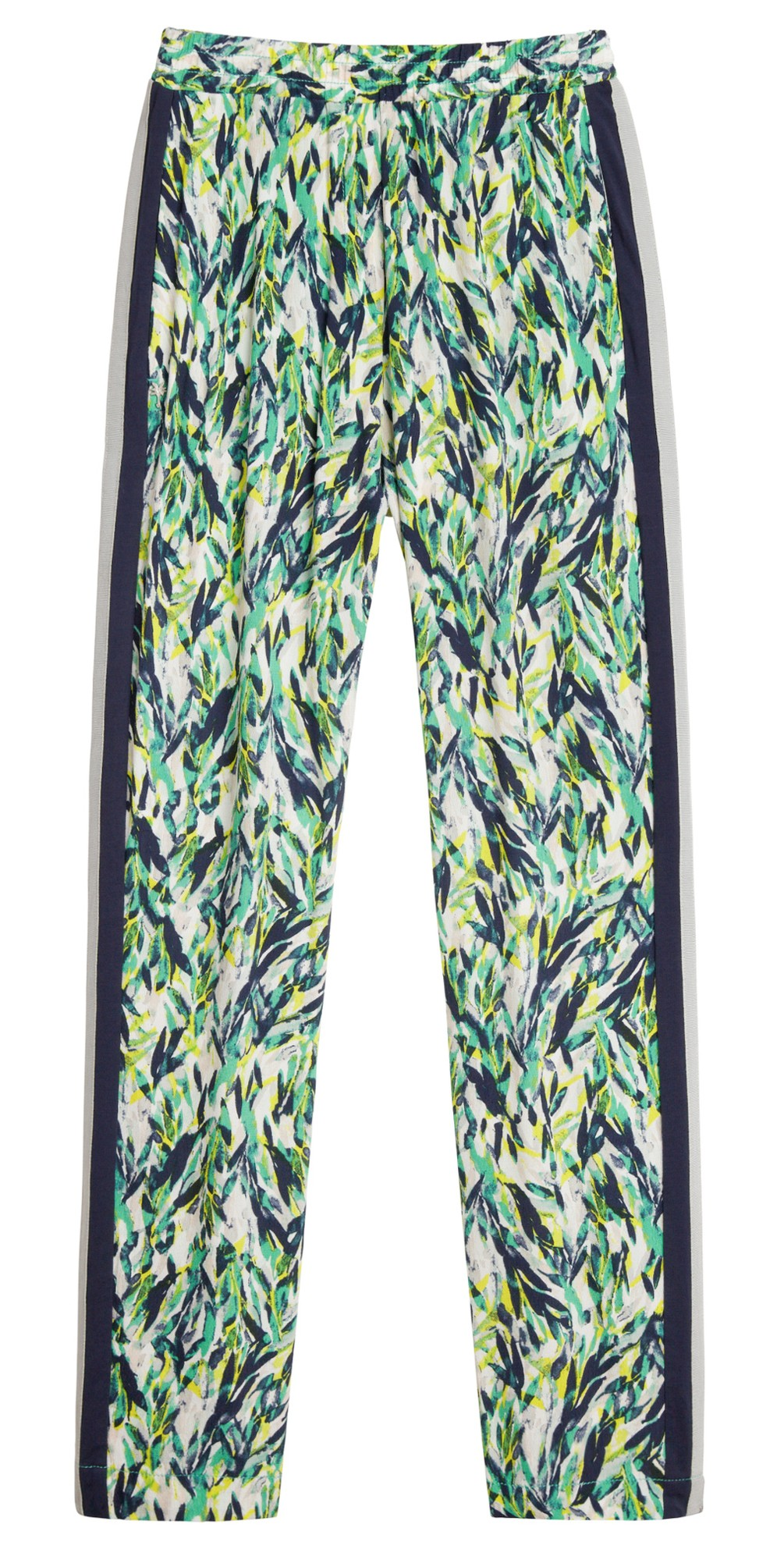 Abstract Print Trousers main image
