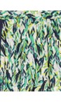 Sandwich Clothing Jolly Green Abstract Print Trousers