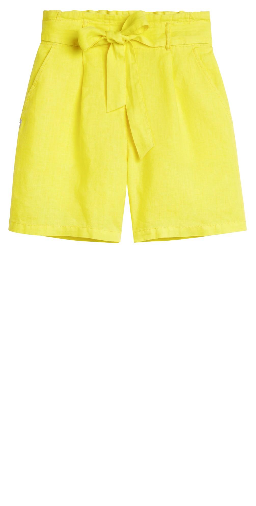 Linen Casual Shorts main image