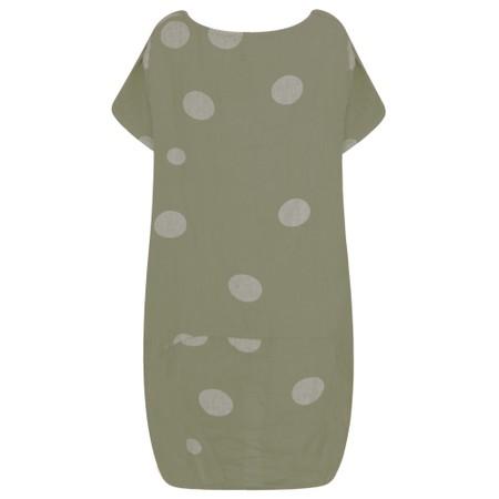 Arka Dottie Linen Dress - Beige