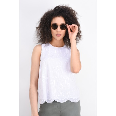 Quay Australia Farrah Sunglasses - Green