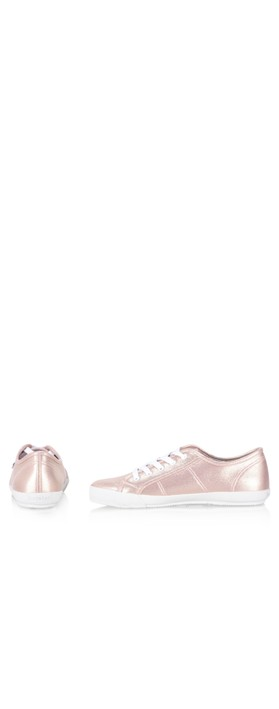 Holster Explore Metallic Trainer Rose Gold