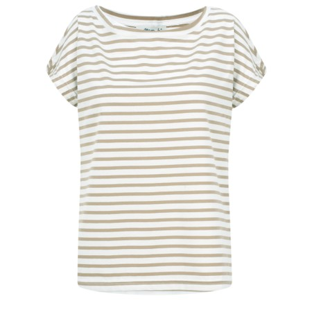 Mama B Nilo Riga Stripe Top - Green