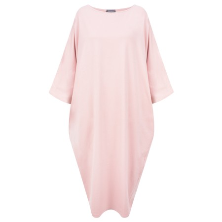 Chalk Ruth Dress - Pink