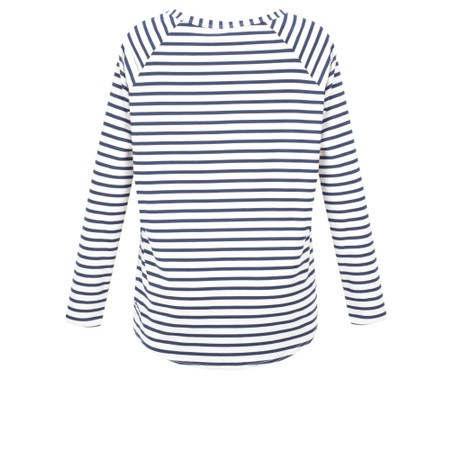 Chalk Tasha Striped T-Shirt - Blue