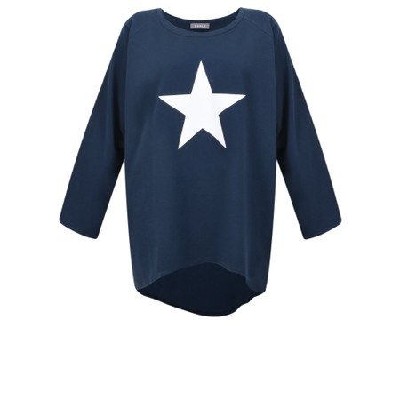 Chalk Robyn Star Top - Blue