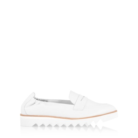 Hogl Angelika Loafer Shoe  - White