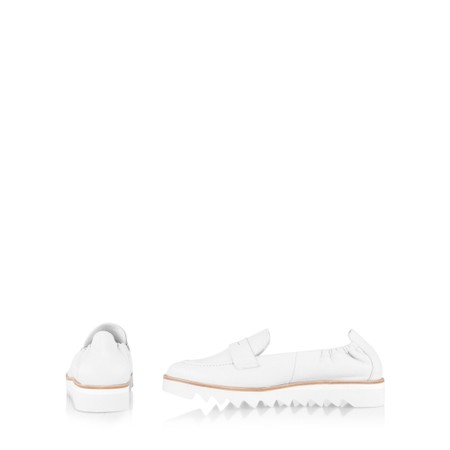 Hogl Angelika Loafer Shoe  - White