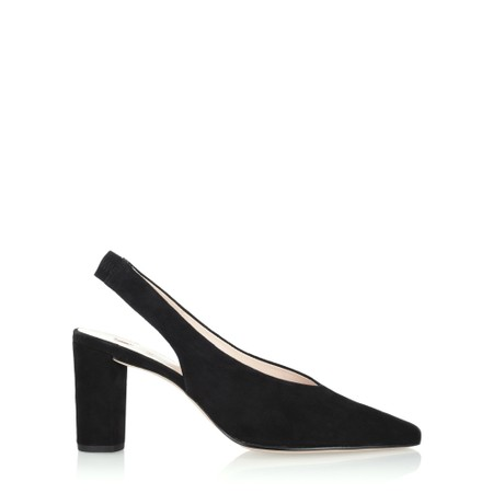 Hogl Ruth Block High Heel Shoe - Black