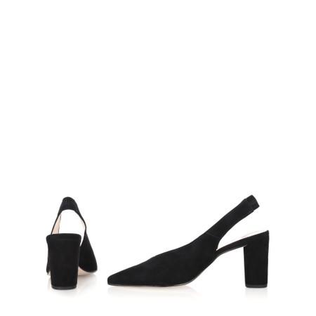 Hogl Ruth Block High Heel Shoe - Black
