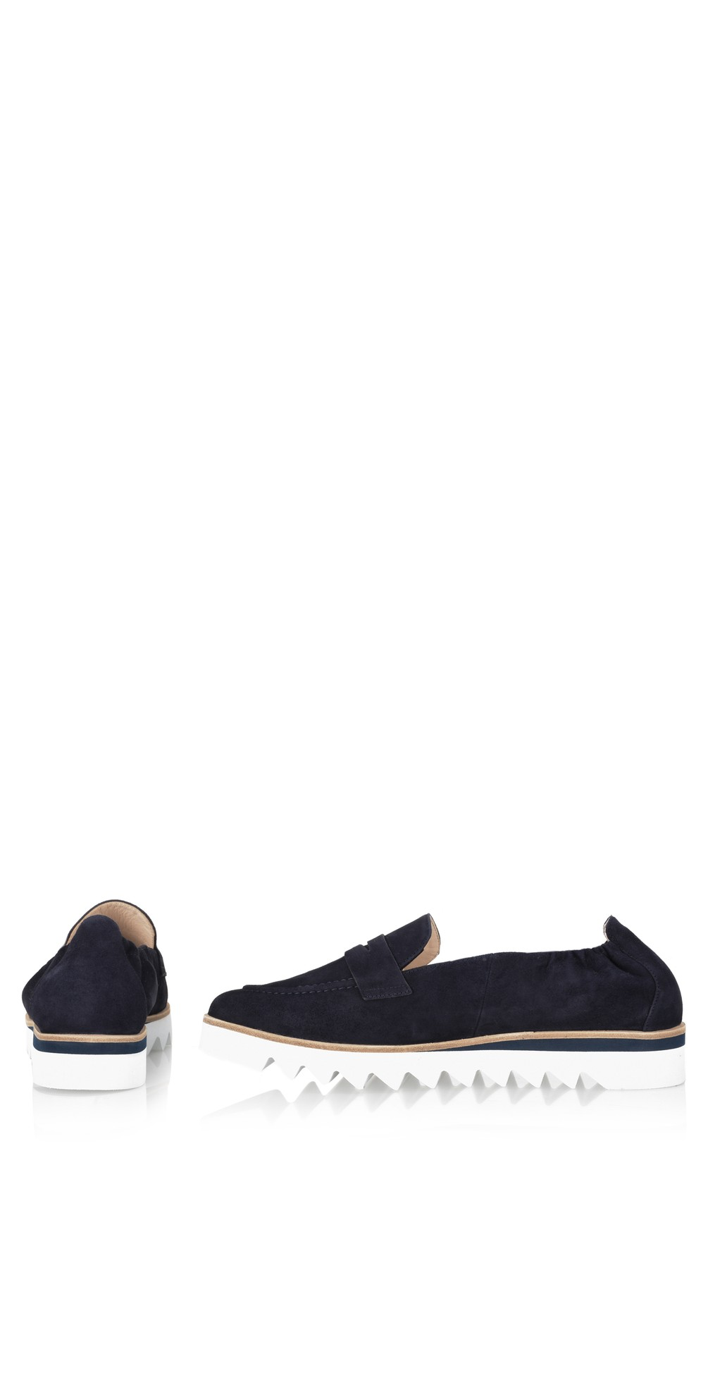 Susie Suede Loafers   main image