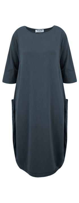 Mama B Golfo Izmir Plain Dress Mare