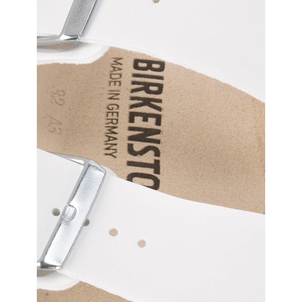 Birkenstock Arizona Birkoflor Sandal White
