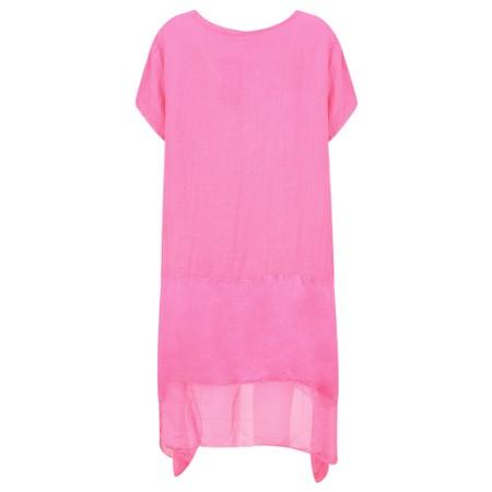 DECK Keva Easyfit Tunic - Pink
