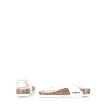 Birkenstock Gizeh Sandal - White