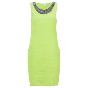 DECK Neivey Linen Dress