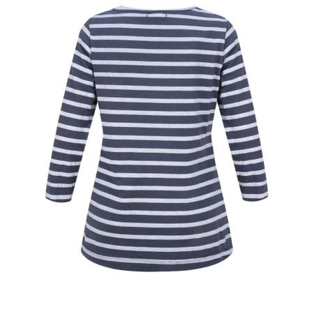 Luella Lyla Stripe T-Shirt - Blue