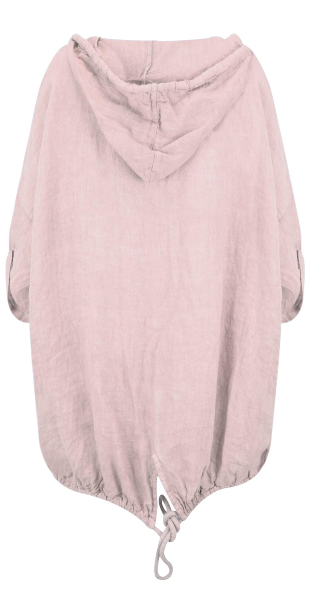 Jana Easyfit Hooded Linen Jacket main image