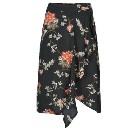 Masai Clothing Samantha Skirt - Orange