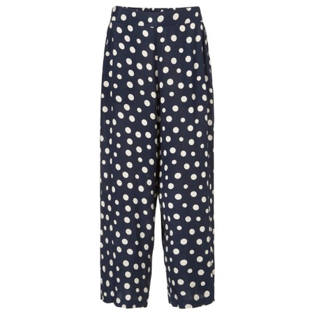 Masai Clothing Palia Culotte - Blue