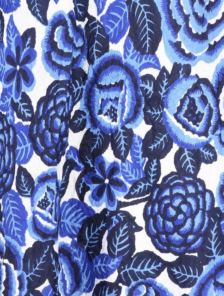 Floral Print Kiwi Top main image