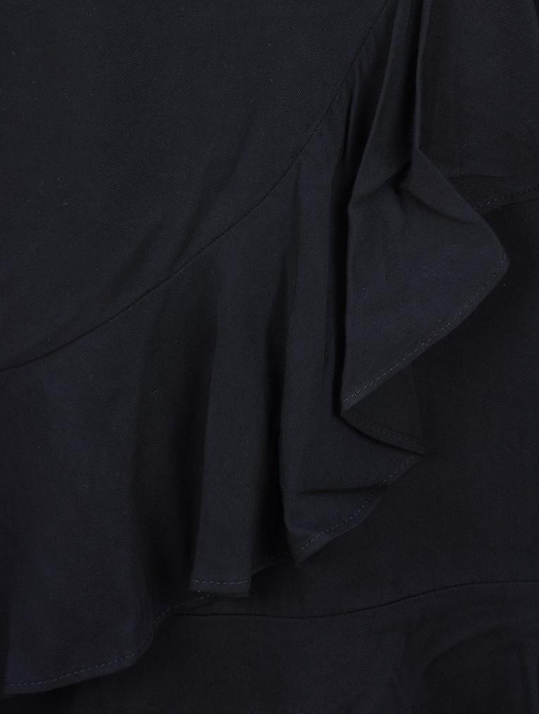 Frill Wrap Dress main image