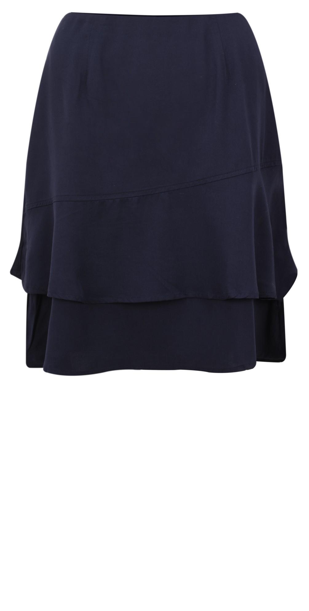 Frill Wrap Skirt main image