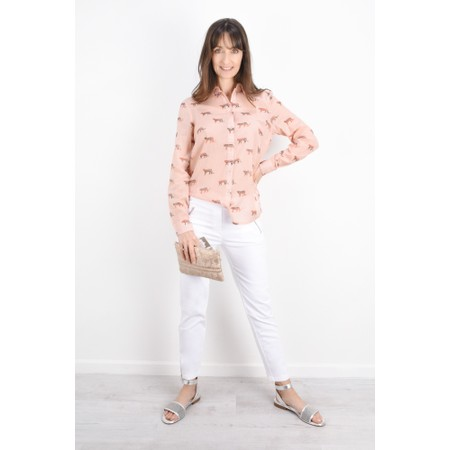 Sandwich Clothing Animal Blouse - Pink
