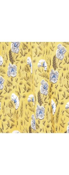 Masai Clothing Kata Floral Top Sun Org