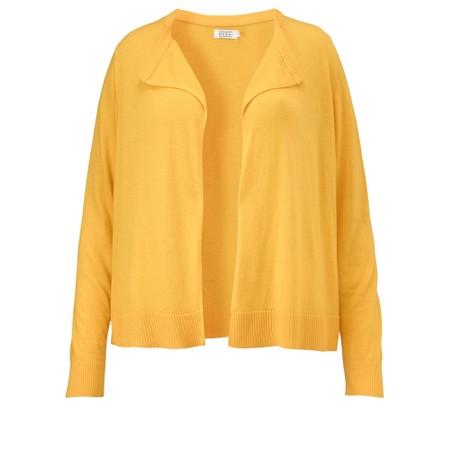 Masai Clothing Lalitae Cardigan - Yellow