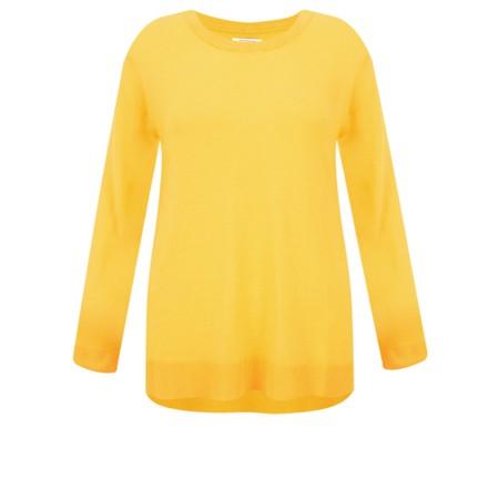 Masai Clothing Felina Top - Yellow