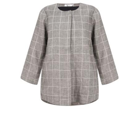Masai Clothing Jorgina Linen Jacket - Beige