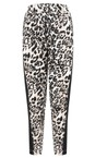 Masai Clothing Army Org Pandie Leopard Print Lounge Trousers