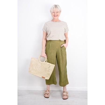 Masai Clothing Pusna Culotte - Green