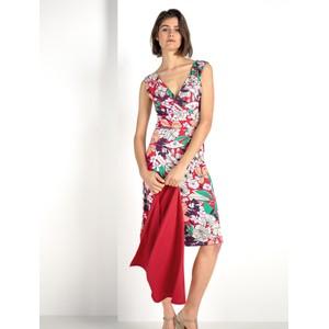 Expresso Elona Bold Floral Dress