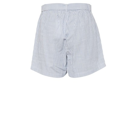 ICHI Gry Shorts - Blue