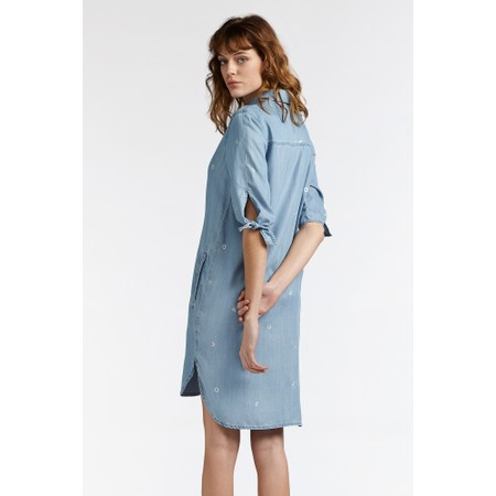 Sandwich Clothing Denim Joy Dress - Blue