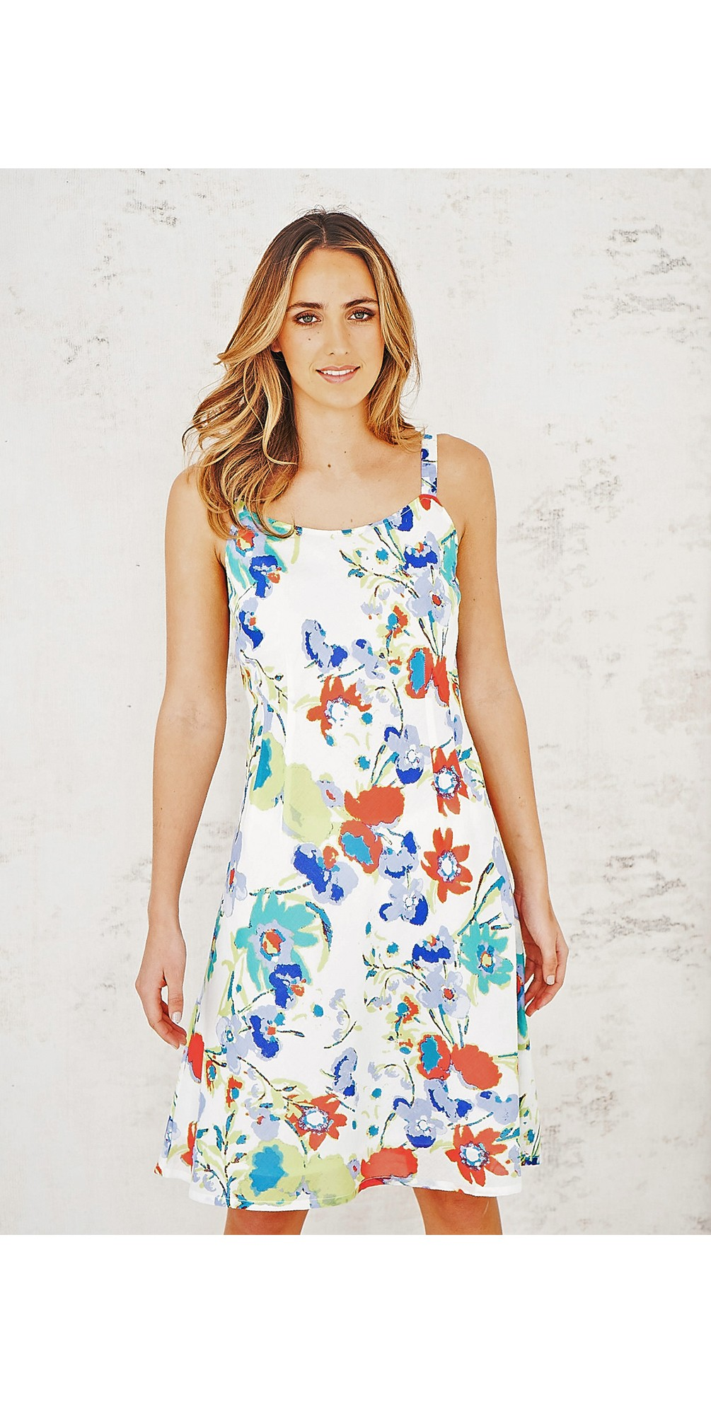 Dominica Print Dominica Dress main image