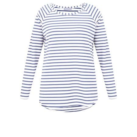 Chalk Tasha Striped T-Shirt - Blue