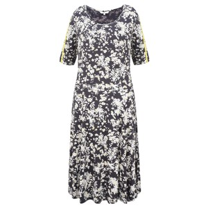 Sandwich Clothing Fit and Flare Floral Print Dress