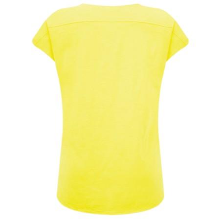 Sandwich Clothing Cotton Slub Jersey Top - Yellow