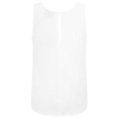 ICHI Susan Top - White
