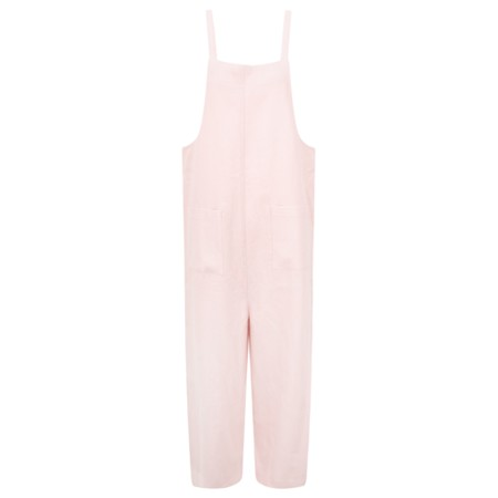 Chalk Grace Jumpsuit - Pink