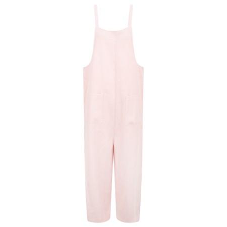 Chalk Grace Jumpsuit - Pink