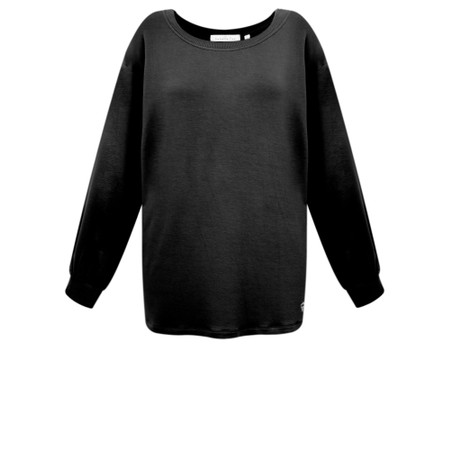 Sundae Tee Mila Long Sleeve Top - Black