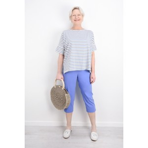 Robell  Marie 07 Cropped Trouser