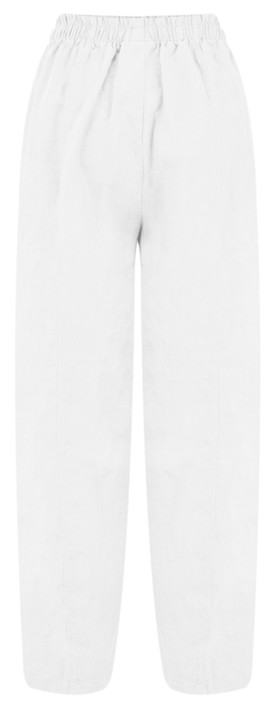 Thing Linen Easy Fit Trouser White