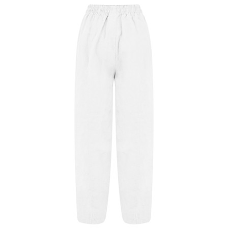Thing Linen Easy Fit Trouser - White