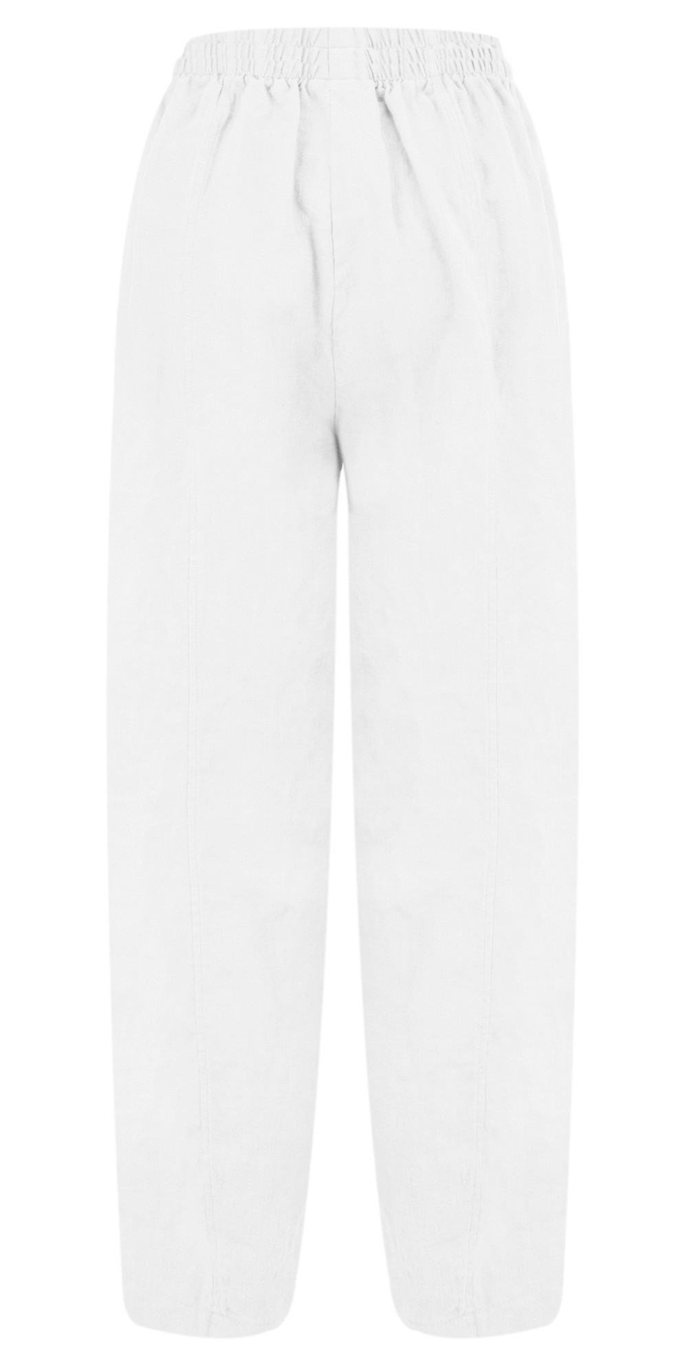 Linen Easy Fit Trouser main image
